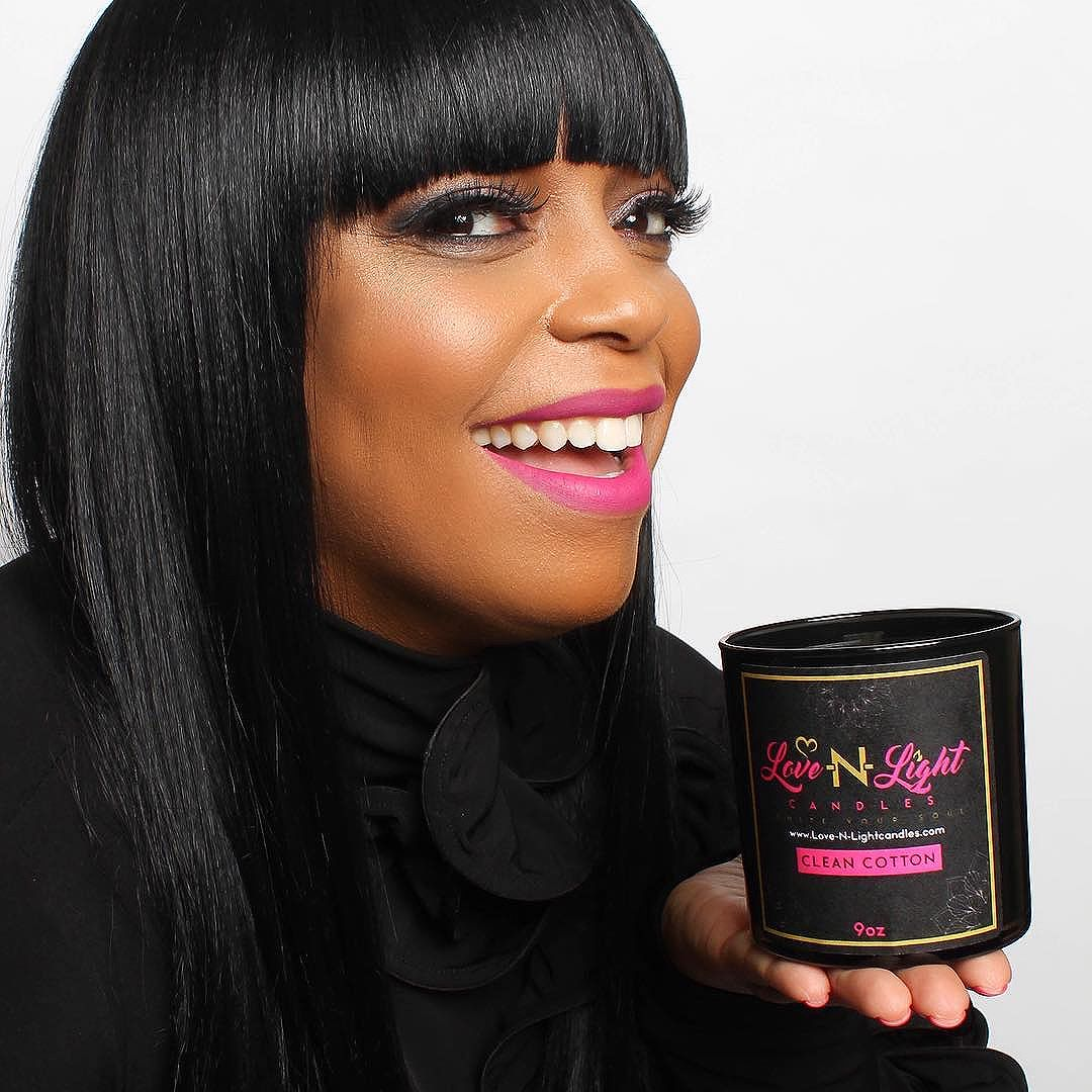 Love-N-Light Candles Coming Soon! Launch and Pop-up Shop on 12/16! Save the date! More deets to come! MUA to the stars @angeladejuncarter I love you and your gift! Thank you for the face beat for the GAWDS! 📸by @visualsbyzuria I adore you and thank you for capturing the essence of my joy! In the meantime all my social media family, make sure you follow my IG page @lovenlightllc and my FB page @Love-N-Light Candles! I appreciate your support